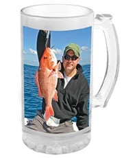 BEER STEIN SUB CLEAR/FROSTED
